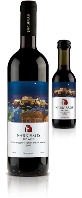 Epicurean - Narkissos - Dry Red